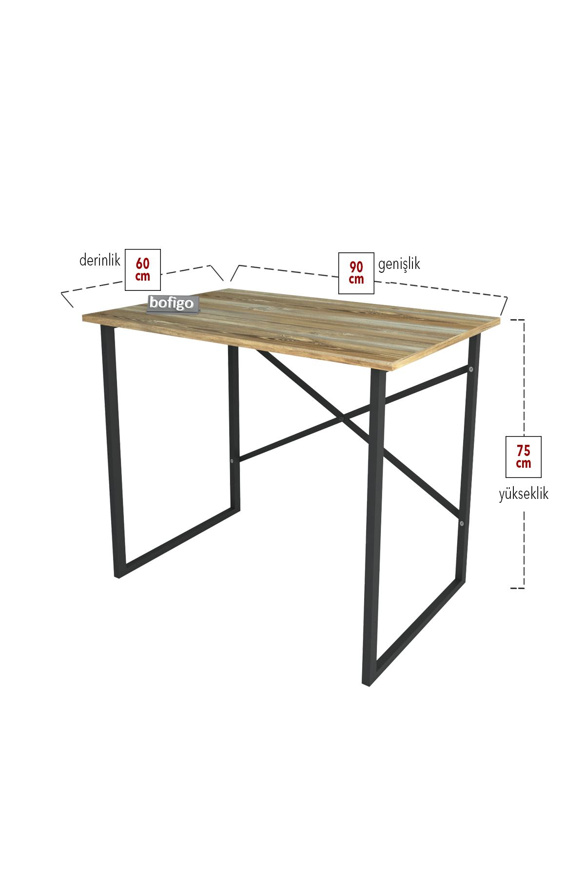 Bofigo Çalışma Masası 60x90 cm Patik
