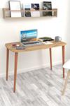 Bofigo Çalışma Masası 60x105 Cm Çam (Ahşap Ayaklı)